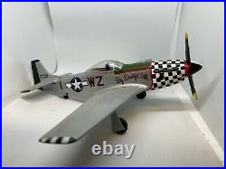 1/48 P-51 Mustang Big Beautiful Dol Franklin Mint Armour Collection RARE