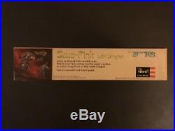 1965 ULTRA RARE Ed Big Daddy Roth SCUZ-FINK WITH DINGBAT Revell Kit wVINTAGE BOX