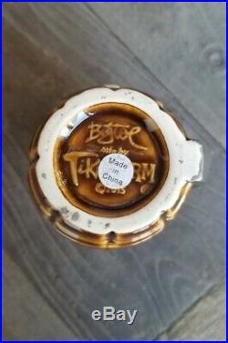 2015 BoBomb Tiki Bob Mug Hand Grenade Tiki Farm Mug by Big Toe /100 RARE