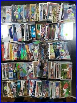 28,800 Baseball INSERTS ONLY Collection Big Lot Cards Griffey Jeter 90s Set Rare