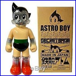 ASTROBOY robot secret base BIG SCALE Astro Boy Atom Figure Japan Limited Rare