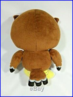 Animal Crossing BLATHERS BIG 11.5 Owl Plush Toy Ichiban Kuji Prize Japan RARE