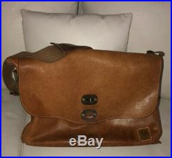 BELSTAFF BAG REAL AND AUTHENTIC POSTMAN BIG ICON COLLECTION ULTRA RARE + Dustbag