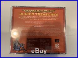 Bernice Summerfield Buried Treasures CD Big Finish ULTRA RARE Signed
