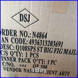 Big Figure Stitch Mailman 40.0cm Disney Store limited item rare from japan