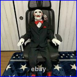 Billy Saw Doll life-size Big Large Giant 100cm collection Collective Rare F/S