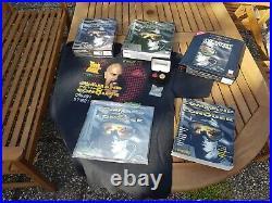 Command & Conquer COLLECTION (1995) (DOS, big boxes, vintage, rare)