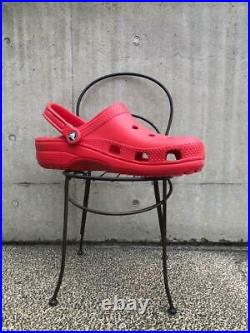 Crocs Shoes Sandals Cayman Giant Big Store Display Rare Red A297