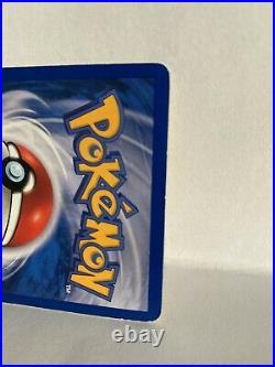Dark Charizard Team Rocket 4/82 Big Swirl Holo Rare Pokemon Card VG Excellent