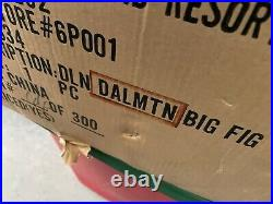 Disney Big Fig 101 Dalmations Rare LE Statue Dalmatians