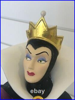 Disney Big Fig Evil Queen Thy Magic Spell Rare LE Statue Figurine