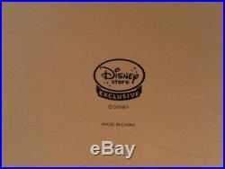 Disney Big Fig Figure Stitch as Indiana Jones Rare Disney Store Exclusive