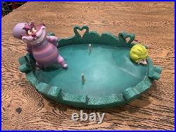 Disney Big Fig Queen Of Hearts & Cheshire Cat Rare LE Statue (Only 250 Made)