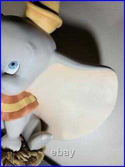 Disney Big Figure Dumbo with Timothy Rare