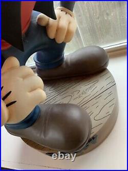 Disney Classic Goofy Big Fig Rare Figure! 25 Inches Tall