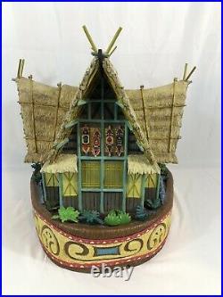 Disney Enchanted Tiki Room Big Fig Adventureland Figurine RARE VHTF Retired