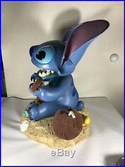 Disney Lilo & Stitch Big Fig Figurine Cosmic Kahuna Collectible Rare