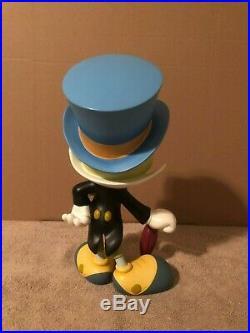 Disney Rare Big Fig Figurine Jiminy Cricket Event Exclusive + Original Box