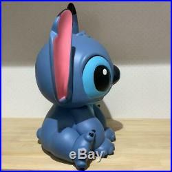 Disney Stitch Big Figure Statue Collector Item Very Rare Size 55cm Limited