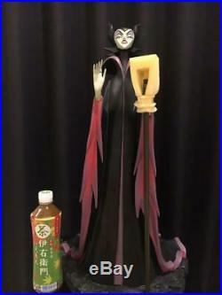 Disney Store Maleficent Big Size Figure Collector Item Very Rare