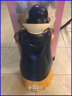 Disney Store Snow White & Friends Big Fig RARE! New in Box