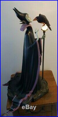 Disney's Maleficent Sleeping Beauty Big Fig Figure Statue Evil Villain LE RARE