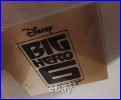 Disneys Baymax Big Hero 6 Cast & Crew Maquette Statue RARE Limited Ed Only 25
