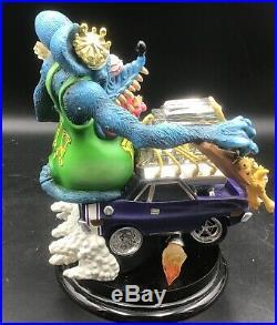 Ed BIG DADDY ROTH- RAT FINK Danbury Mint, King of the Hemi's Rod VERY RARE