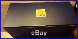 Extremely Rare! Tintin The Shark Submarine Figurine Big Statue LE 7000 From 2011