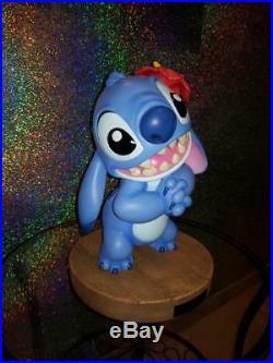 Extremely Rare! Walt Disney Lilo & Stitch Stitch Figurine Big LE Statue