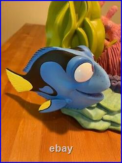 Finding Nemo Disney Big Fig Figurine Limited Edition Extremely RARE