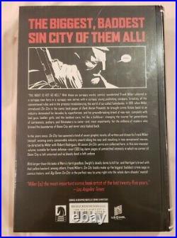 Frank Millers Big Damn Sin City Hardcover Complete Omnibus Rare OOP SEALED