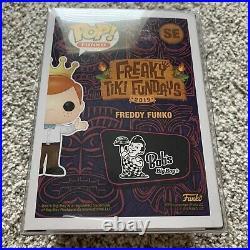 Freddy Funko as Big Boy Funko POP! SUPER RARE! 520 PCS