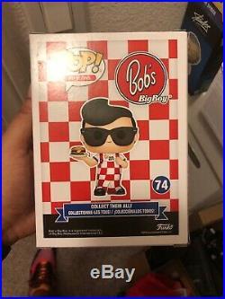 Funko Hollywood Big Boy Funko Pop! Sold Out Rare