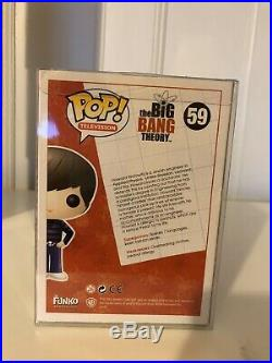 Funko Pop Big Bang Theory Lot/Set Of 7 Rare Vaulted
