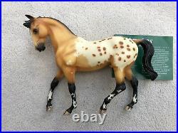 GORGEOUS RARE Breyer Horse 2nd Connoisseur #90115 Apropos Appaloosa Big Ben SR