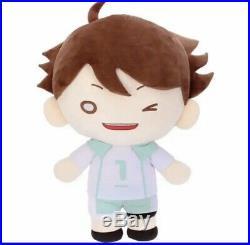 Haikyuu Plush Very Big Toru Oikawa Nitotan Series Stuffed Toy 70cm Rare