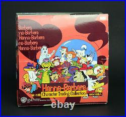 Hanna Barbera 2 PVC 16 Total Figures by BIG HEAD CO. RARE from Japan