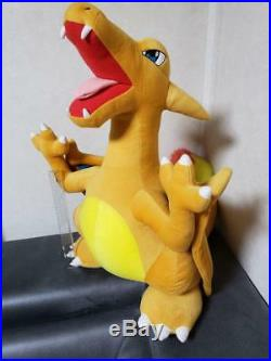 Heartland Tomy Pokemon Charizard Big Plush Doll 28 Scale Very Rare