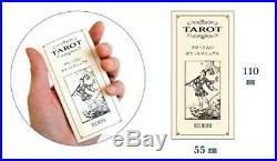 Hokusai Tarot Card Hand Made Rare Item Big Size Ukiyo E From Japan New