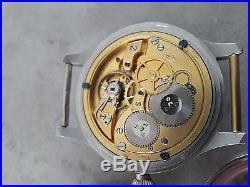 IWC luftwaffe original big pilot beubachtungsuhr very rare and collectible