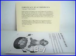 K1805952 THUMPER BIG FIG With BOX DISNEY 13 TALL STATUE FIGURINE ORIGINAL RARE