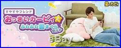 Kirby star Big Cloud Pillow set Plush Doll Rare Kawaii TAKARA TOMY Arts Limited