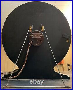 LARGE Big Ben Ad/Promotional WORKING Clock Display RARE