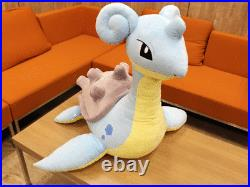 Lapras Big-Size Plush Doll Pokemon Center Online Limited Edition Rare