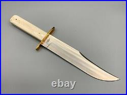 MOORE MAKER RARE, BIG BOWIE KNIFE NEW, OLD STOCK WithBOX