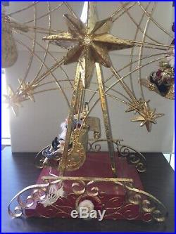Mark Roberts Fairies 2006 North Pole Ferris Wheel Only 500 Made- RARE. BIG SALE