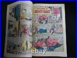 Marvel Tales 72 Page Annual #1 Comic Gd/vg 3.0 Big Key Issue, Very Rare Book