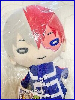 NEW RARE Hero Academia Todoroki Shoto Nitotan Ookii Nuigurumi Big Plush