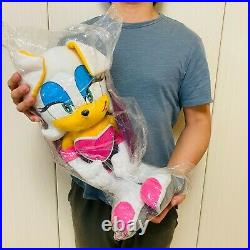 NEW Rare 20 SEGA Sonic the Hedgehog Rouge The Bat Stuffed Plush doll big size
